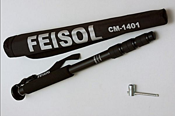 Feisol Einbeinstativ CM-1401