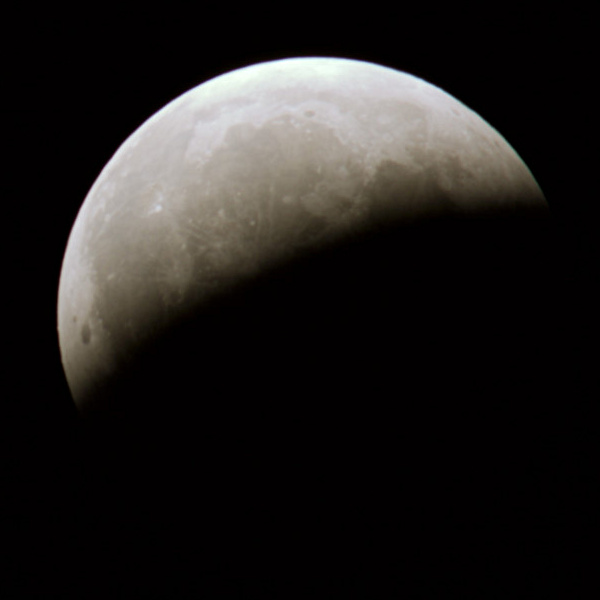 Mondfinsternis vom 16./17.08.2008