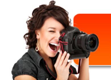 Pixum Haedergrafik Linkshänder-Kamera