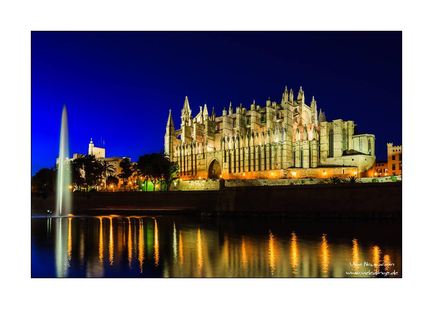 Kathedrale der Heiligen Maria La Seu